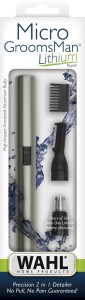 Wahl 5640-1001 Lithium Micro Groomsman Personal Trimmer Review